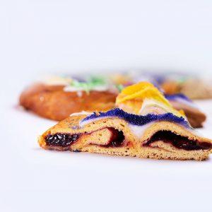 Sugar Love Bakery King Cake
