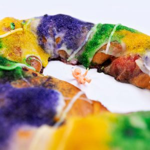 Sugar Love Bakery King Cake