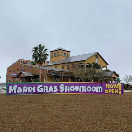 Mardi Gras Light Ups
