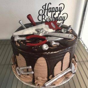 Tool Cake by Sugar Love Bakery