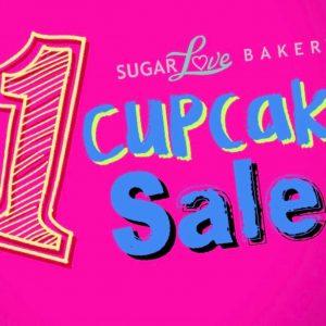 September $1 Cupcake Sale