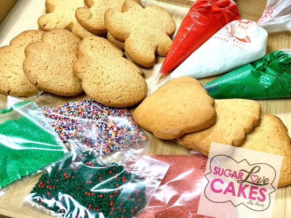 Decorate Your Own Sugar Cookie Kit