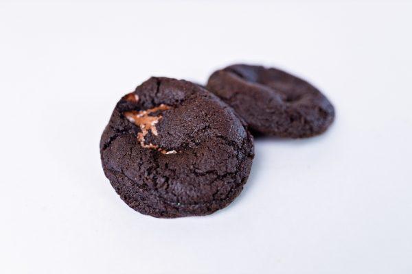Lava chocolate cookies