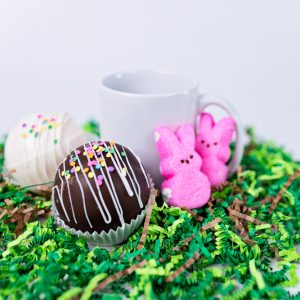 Easter Hot Chocolate Bombs