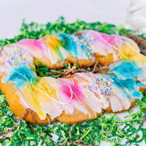 Easter King Cake