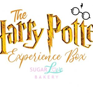 Harry Potter Experience Box by Sugar Love Bakery