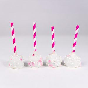Ribbon Cake Pops