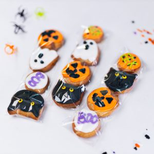 Mini Halloween Cookie Set