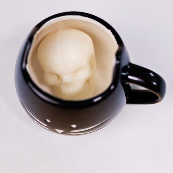 Skull Hot Chocolate Bomb