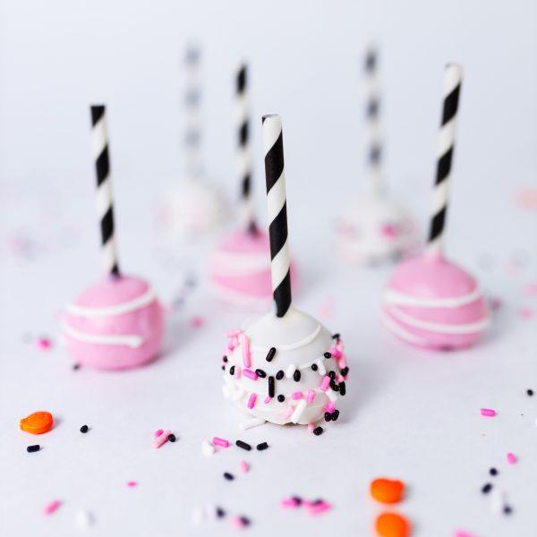 Cute Halloween Cakepops